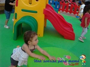 Baby Tour Hero Baby 2014 Alicante zona de juegos