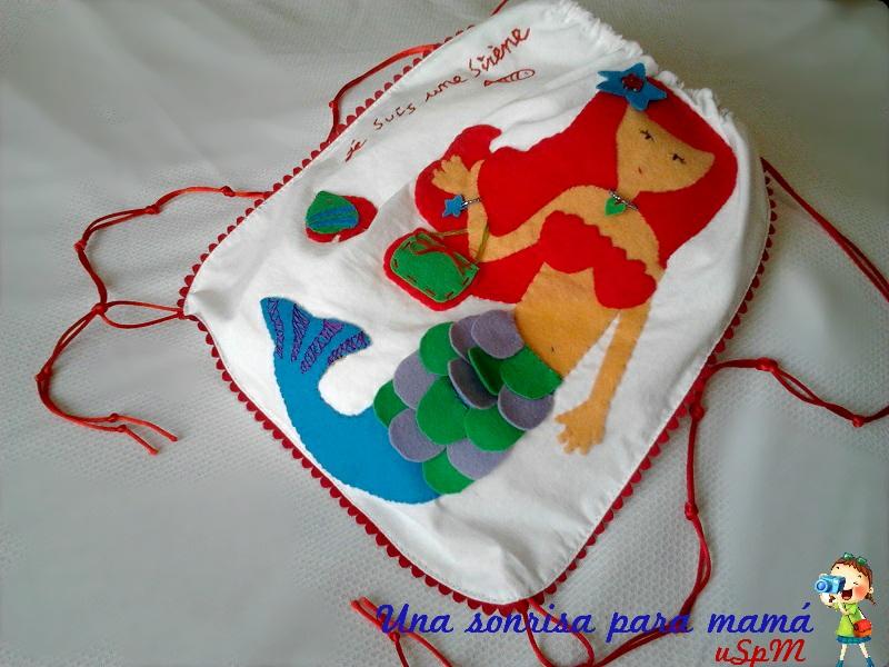 como hacer bolsa de tela