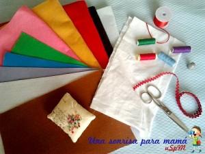 como hacer bolsa de merienda