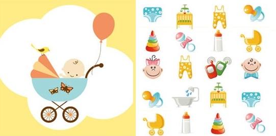 cosas necesarias para la llegada del recién nacido