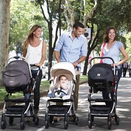 Que carro de beb comprar for Bebe 3 meses silla paseo