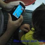 #Fotofinde una sonrisa para mama