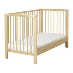 Cuando pasar a un bebé de la cuna a la cama