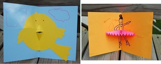 tarjetas e invitaciones infantiles