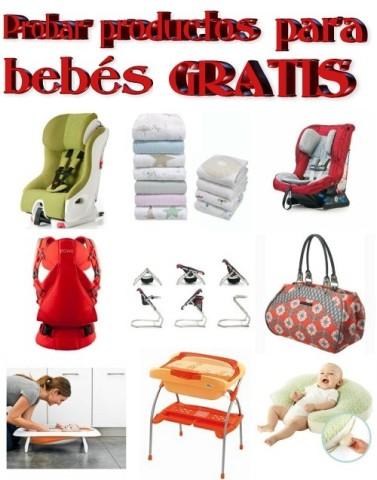 productos gratis para bebes
