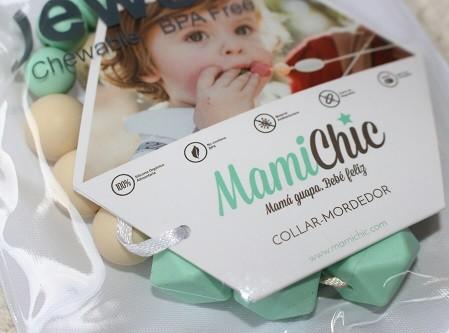 collares de lactancia maternales de mamichic
