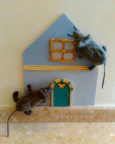 casita del ratón pérez