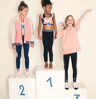 ropa de deporte para chica
