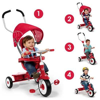 triciclo evolutivo para niños