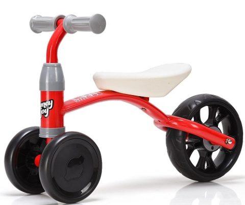 triciclos sin pedales